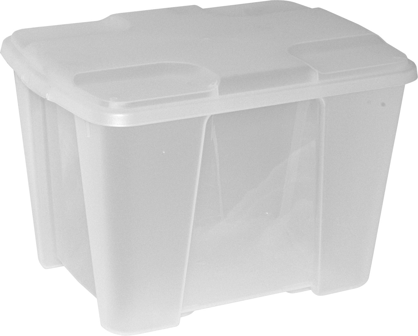 Transparent Storage Box