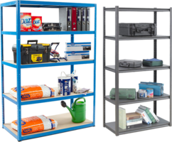 Industrial & Residential Shelving